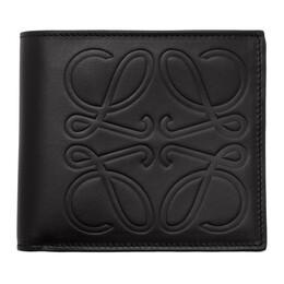 Loewe Black Bifold Wallet C500302X01