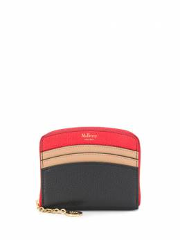 Mulberry curved small zip around wallet RL5942205Z100