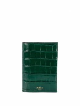 Mulberry croc-effect passport holder RL6136059R101
