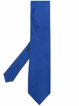 Etro Pegaso embroidery silk tie 1T1233050