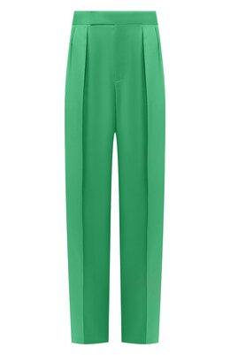 Шелковые брюки Ralph Lauren 290788140