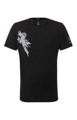 Хлопковая футболка Stone Island 721920110