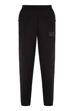 Черные брюки с карманами Emporio Armani 2706184036