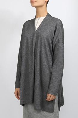Серый кардиган свободного кроя Revera 2402183618