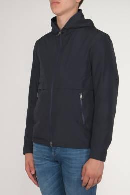Черная куртка с капюшоном Etro 907183584