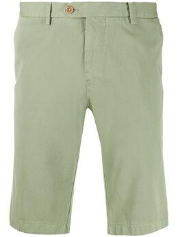 Etro mid-rise chino shorts 1W6619116