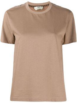 Fendi футболка с круглым вырезом FS7254A5XW