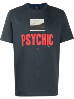 Ps by Paul Smith футболка с принтом Psychic M2R011RAP177478