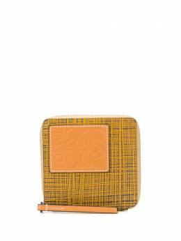 Loewe logo patch wallet 13488M88