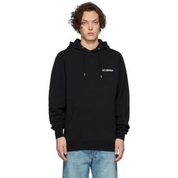 Han Kjobenhavn Black Casual Hoodie M-40002-10