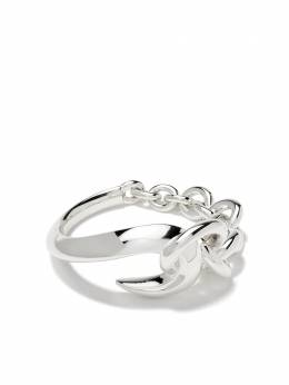 Shaun Leane Hook chain ring HT020SSNARZ