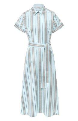 Хлопковое платье Loro Piana FAL2160