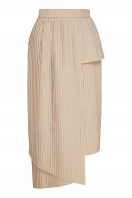 Бежевая плиссированная юбка Rokh 3163184257