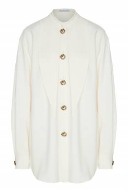 Кремовая блуза Rejina Pyo 2953184275