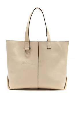 Черно-белая кожаная сумка Barbara Bui 1950184317