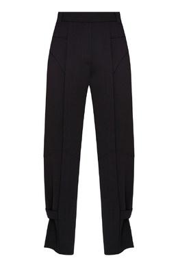 Черные однотонные брюки Barbara Bui 1950184302