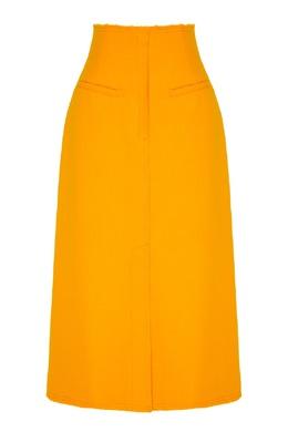 Оранжевая юбка-карандаш Annakiki 3162184311