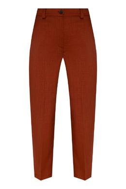 Терракотовые брюки Erika Cavallini 1770184227