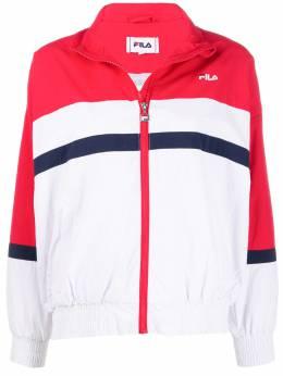 Fila куртка в стиле колор-блок 687082