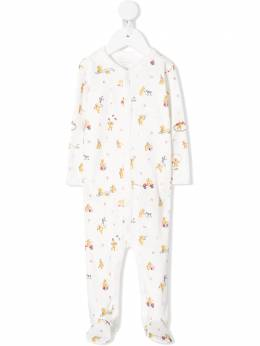 Ralph Lauren Kids Polo Bear Coverall jumpsuit 320785844