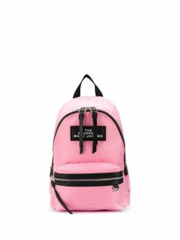 Marc Jacobs zip strapped brand patch backpack M0015415668