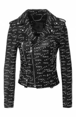 Кожаная куртка Philipp Plein S19C WLB0431 PLE010N