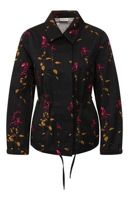 Хлопковая куртка Dries Van Noten 192-10515-8414
