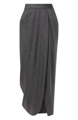 Шерстяная юбка Isabel Marant JU1067-19H029I/D0REEN
