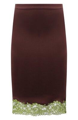 Шелковая юбка Versace A84586/A231743