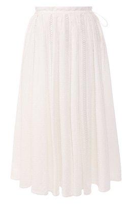 Хлопковая юбка Zimmermann 6519SSUR