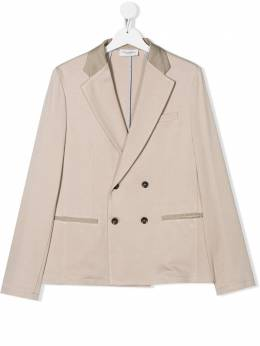 Paolo Pecora Kids TEEN double breasted blazer PP2118
