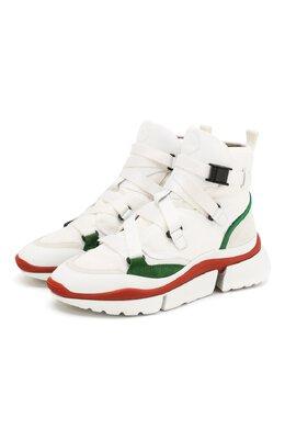 Комбинированные кроссовки Sonnie Chloe CHC18A05018