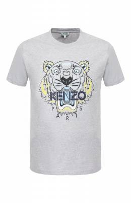 Хлопковая футболка Kenzo 5TS0504YA