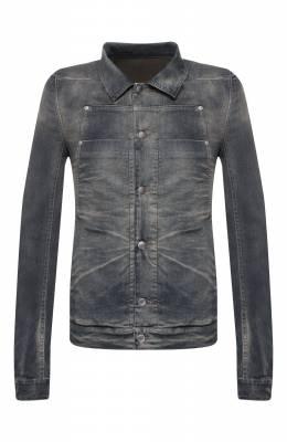 Джинсовая куртка Rick Owens RR19S2717/SHU