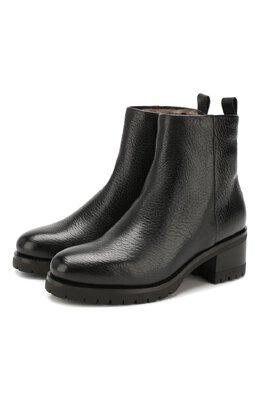Кожаные ботинки Santoni WTDY57605SM0AHKTN01