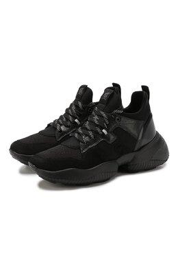 Комбинированные кроссовки Hogan GYW4870CH20ML7
