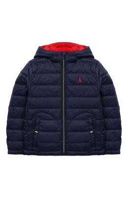 Двусторонняя куртка с капюшоном Polo Ralph Lauren 322712256