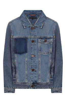 Джинсовая куртка Tommy Hilfiger KB0KB04939
