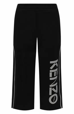 Хлопковые брюки Kenzo 2PA705952