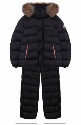 Комплект из куртки и комбинезона Moncler Enfant E2-954-70350-25-68352/12-14A