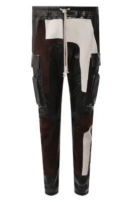 Кожаные джоггеры Rick Owens RR19F4304/LSL10