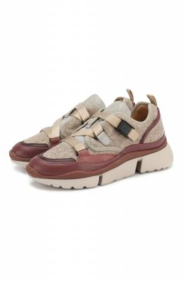 Комбинированные кроссовки Sonnie Chloe CHC19W051H2