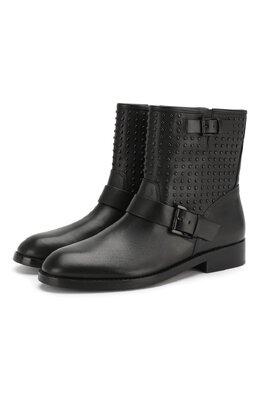 Кожаные ботинки Reeves MICHAEL Michael Kors 40T9RVFE7L
