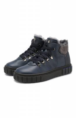 Кожаные ботинки Missouri 4724 D/18-26