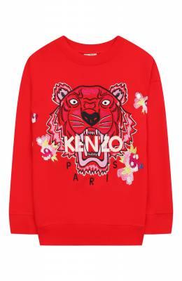 Хлопковый свитшот Kenzo KP15128