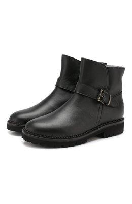 Утепленные ботинки из кожи Missouri 41230 A/35-41