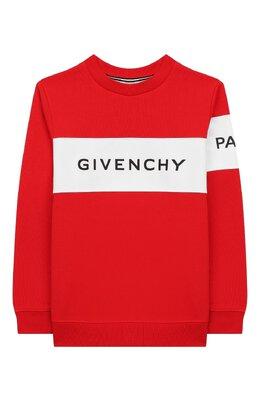 Хлопковый свитшот Givenchy H25137