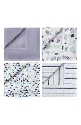 Комплект из четырех пеленок Aden+Anais S126