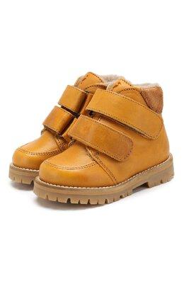 Кожаные ботинки Petit Nord 2536/20-27