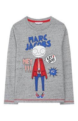 Хлопковый лонгслив The Marc Jacobs W25390